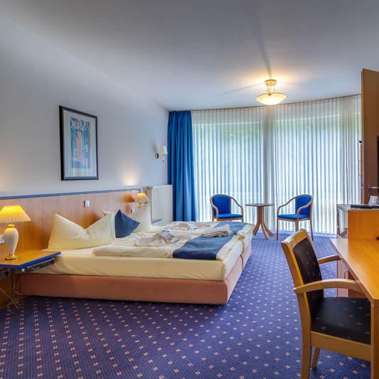 5-Tage-Urlaub-fuer-2-Pers-Ferien-Hotel-Lewitz-Muehle-inkl-Halbpension-Pool-Sauna Indexbild 6