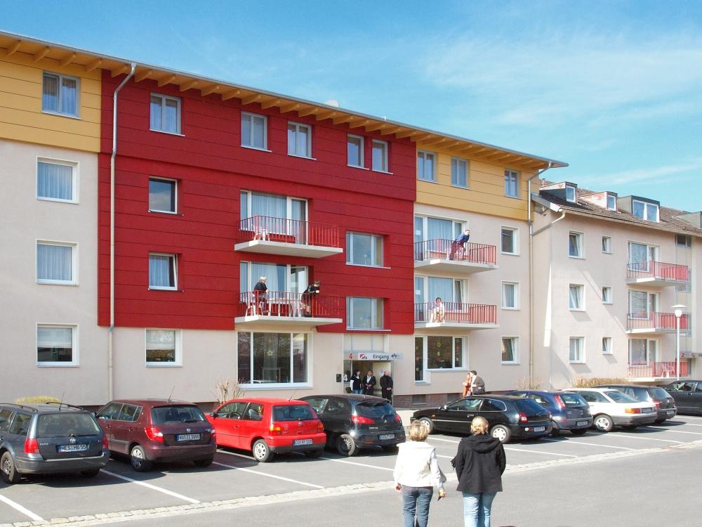 3 Giorni/2 Tenuto In Vacanza Hotel Campus Bad Kissingen + Ingresso Spa Kisssalis Lustro Incantevole